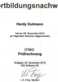 2019_ITWO_Pruefrechnung_Hardy