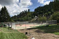 St. Blasien Kolleg Tennisplatz